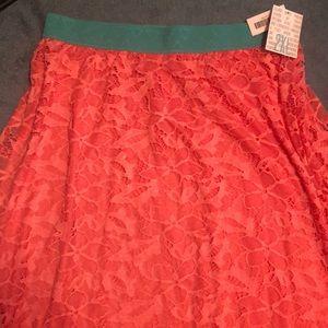 Lucy skirt 2XL